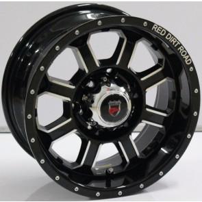 """Juego de aros marca VARELOX WHEELS  modelo ZF-950  r-b-p - 16""""x7.5"""" - 6H - Camioneta"""