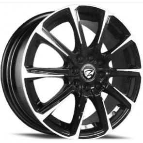 """Juego de aros marca ZEHLENDORF Wheels  modelo ZH-2033  b4 - 14""""X6.0"""" - 8H - Auto"""