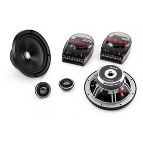 "Juego de Componentes de 2 vías de 6.50"" marca JL AUDIO modelo ZR650-CSi (175 Rms)"