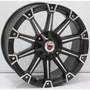 "Juego de aros marca VARELOX WHEELS  modelo ZY-R9314 BP/M7 - 20"" - 6H - CAMIONETAS"